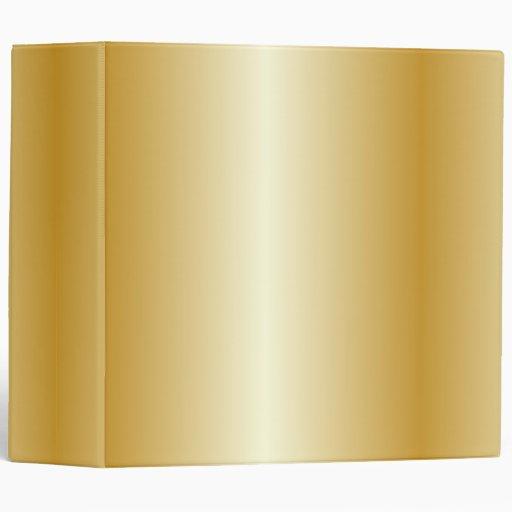 Gold Binder