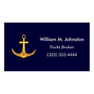 Yacht broker business plan