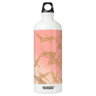 Japanese Crane Water Bottles | Zazzle - photo#28