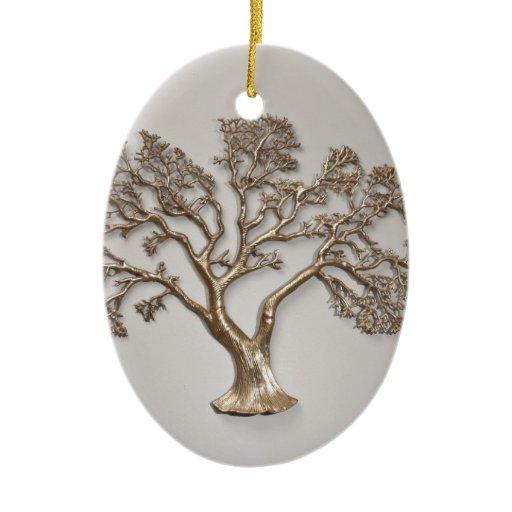 GOLDEN TREE OF PROSPERITY JAPANESE CHRISTMAS TREE ...