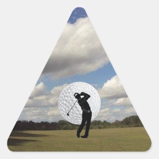 golf theme stickers zazzle. Black Bedroom Furniture Sets. Home Design Ideas