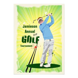 105 golf tournament invitations golf tournament. Black Bedroom Furniture Sets. Home Design Ideas
