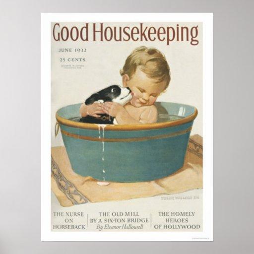 Good Housekeeping: Good Housekeeping Poster
