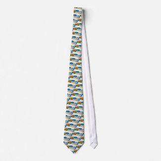 Got sushi? tie
