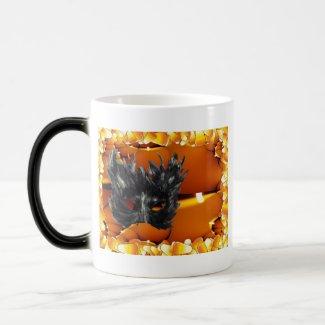 Gothic Mask Trick Or Treat Merchandise mug