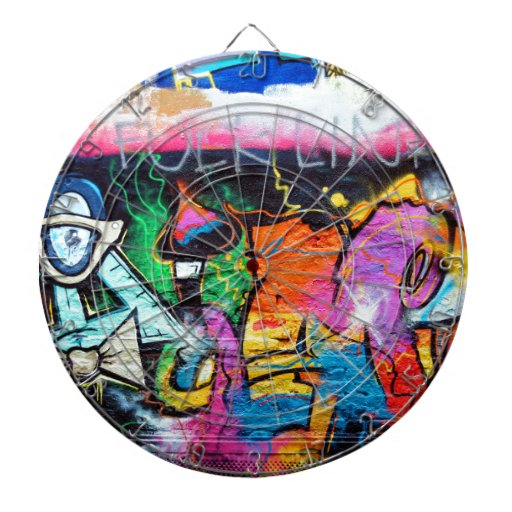 Graffiti Bedroom Art Paint Colors For Bedroom Youth Bedroom Sets Simple Little Boy Bedroom Ideas: Graffiti Colors Art Painting Dartboards