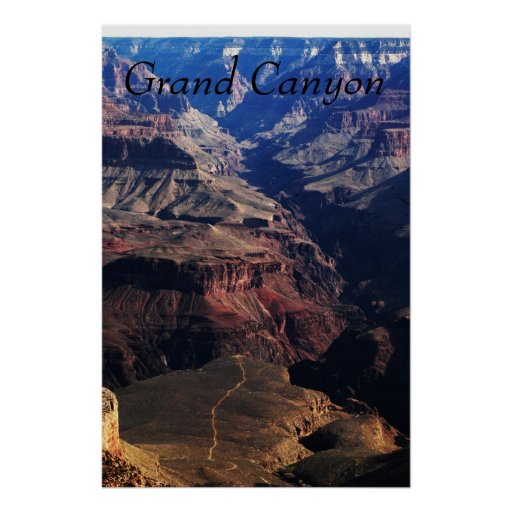 Grand Canyon Quotes: Grand Canyon Poster