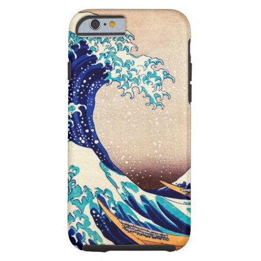 Great Wave Off Kanagawa Iphone  Case