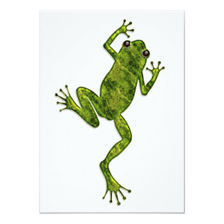 Frog Drawing Invitations & Announcements | Zazzle