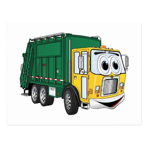 garbage truck cartoon - photo #22