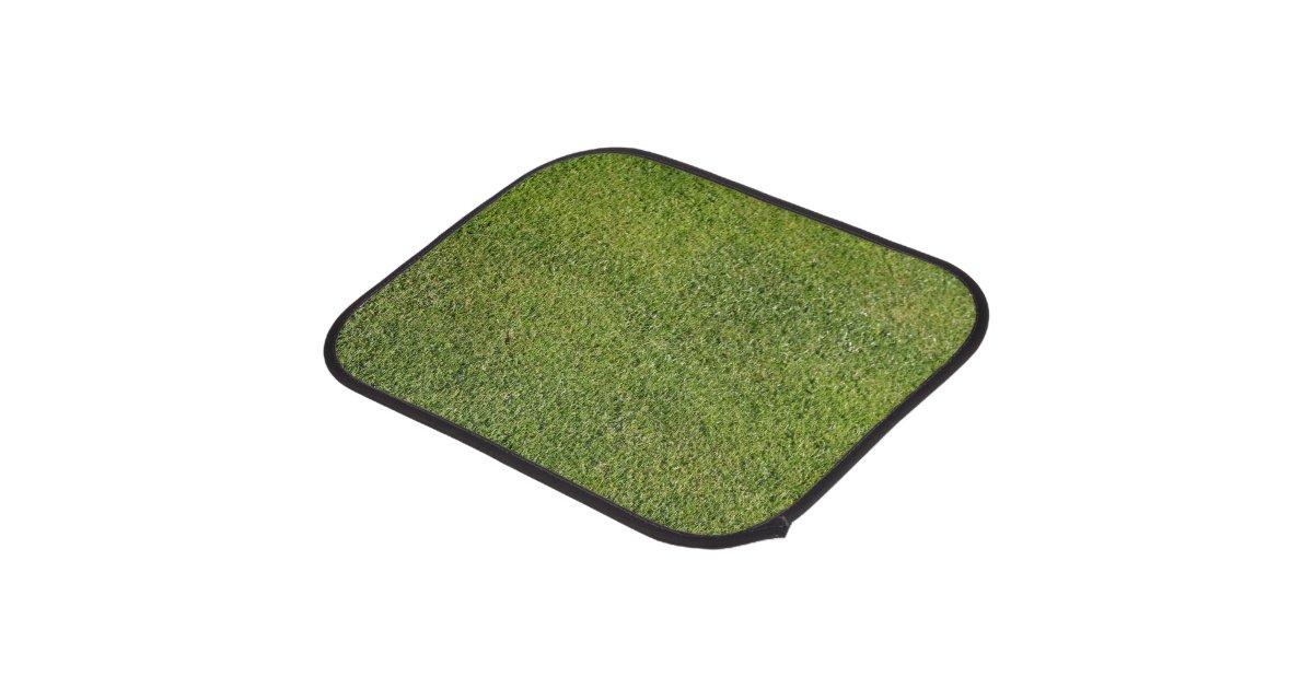 Green Grass Lawn Look Car Floor Mat Zazzle