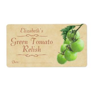 chutney label templates - pickle shipping address return address labels zazzle