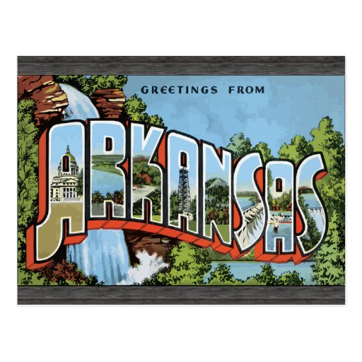 Vintage Postcards Greetings From 90