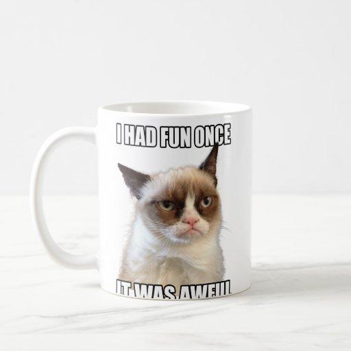 Grumpy cat mug re71614c8ffcb41a48d1467860a76e96b x7jg9 8byvr 512