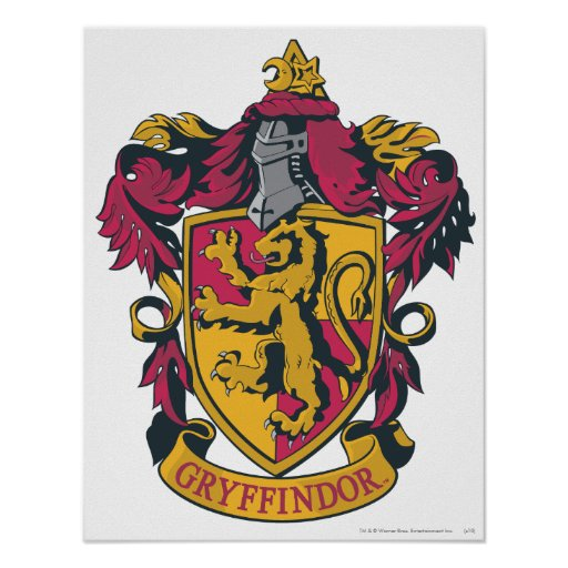 gryffindor crest black and white Car Tuning