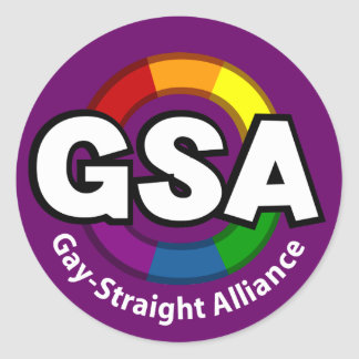 GAY AND STRAIGHT ALLIANCE CRISTOFFER