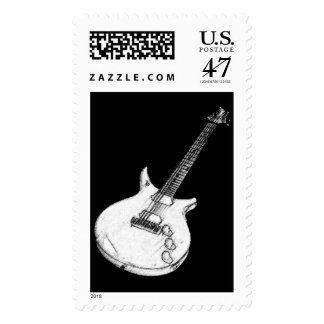 rock and roll stamps custom rock and roll postage. Black Bedroom Furniture Sets. Home Design Ideas