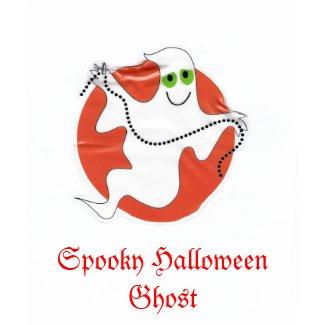 Halloween Ghost Apparel shirt