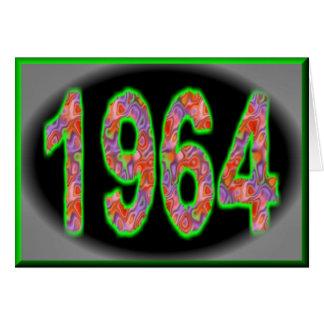 1964 Birthday Facts