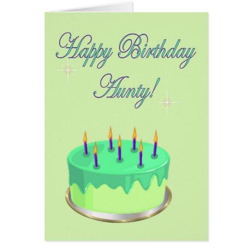 Happy Birthday Aunty Cake Images