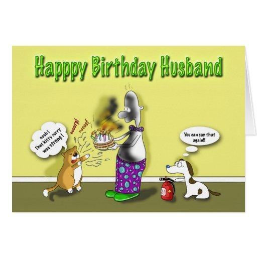 Happy Birthday Images For Husband: Happy Birthday Husband Card
