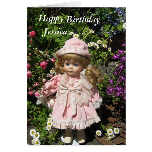 Happy Birthday Jessica Gifts