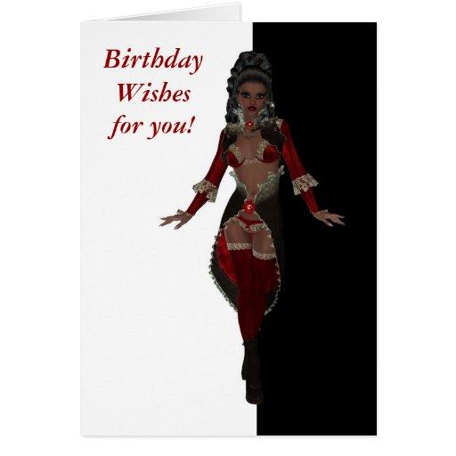 African american erotic birthday cards