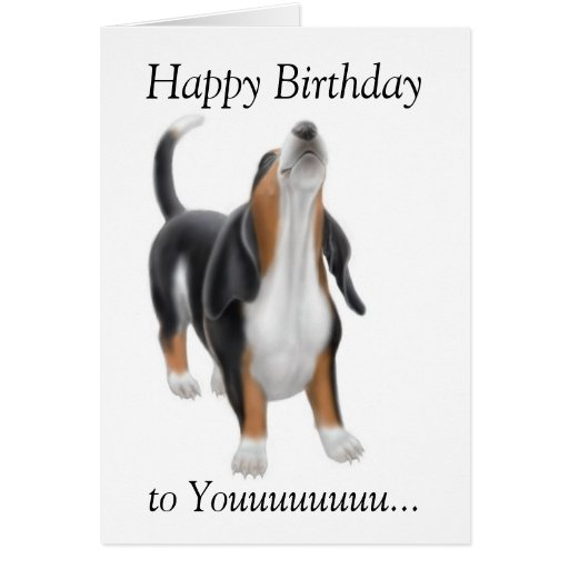 Free Singing Happy Birthday Cards For Facebook Dog