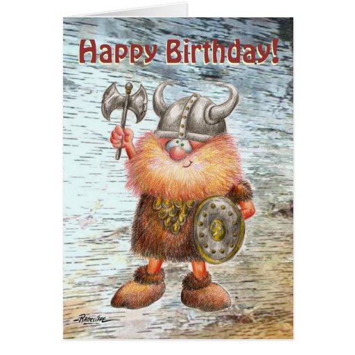 Happy Birthday Wikinger
