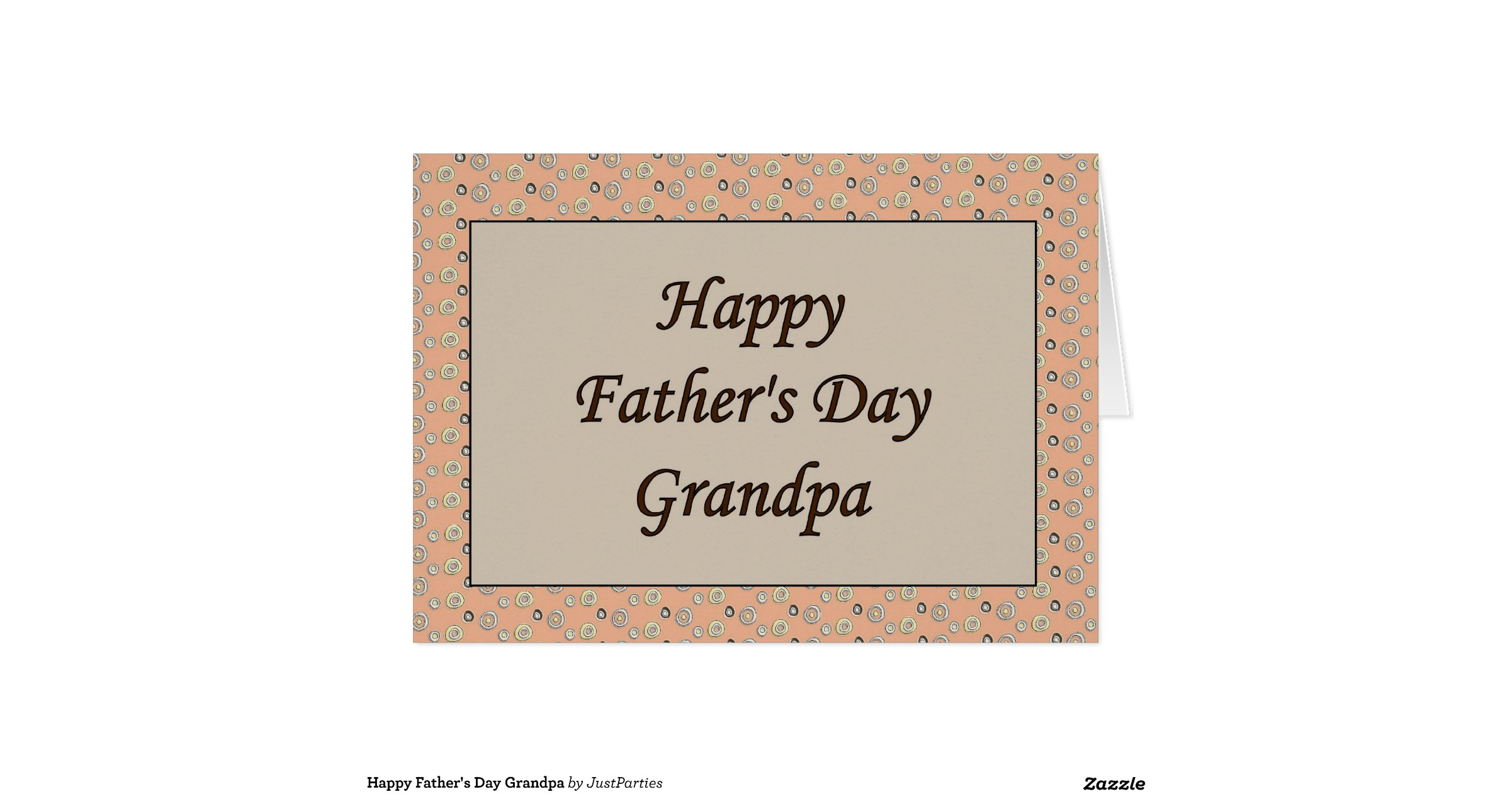 happy_fathers_day_grandpa_greeting_card ...
