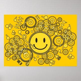 Happy_Music zazzle_print