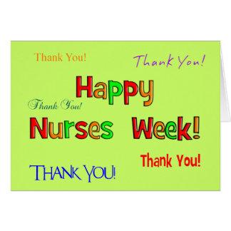 Nurses week greeting cards nurse gifts nurse day for Nurses week flyer templates