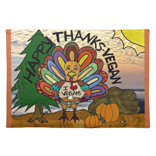 HAPPY THANKSGIVING! |Happy Vegetarian Thanksgiving Day
