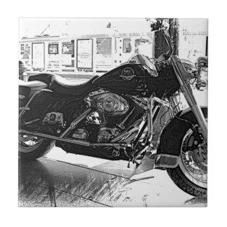 Harley Ceramic Tiles Zazzle