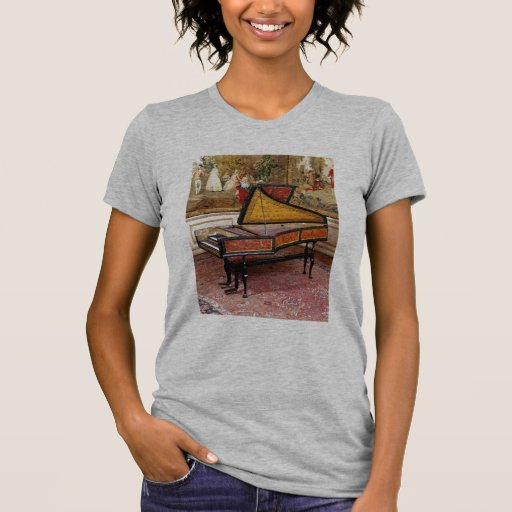 Harpsichord 1634 T-Shirt