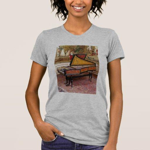 Harpsichord 1634 T-Shirt