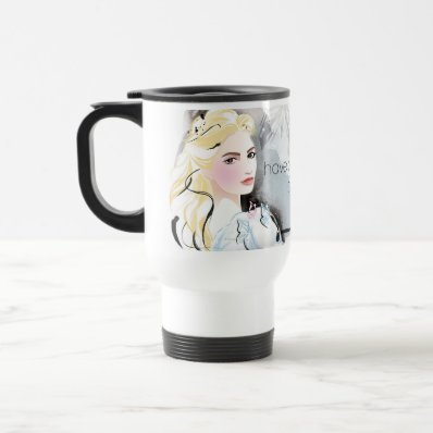 Have Courage And Be Kind Travel Mug
