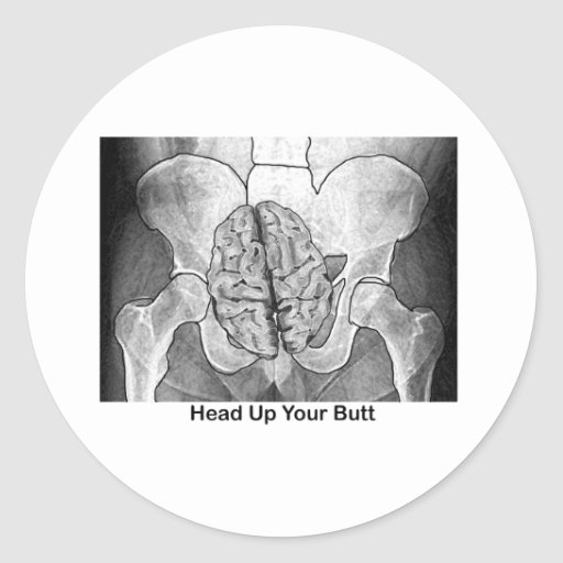 Head Up Your Butt 107