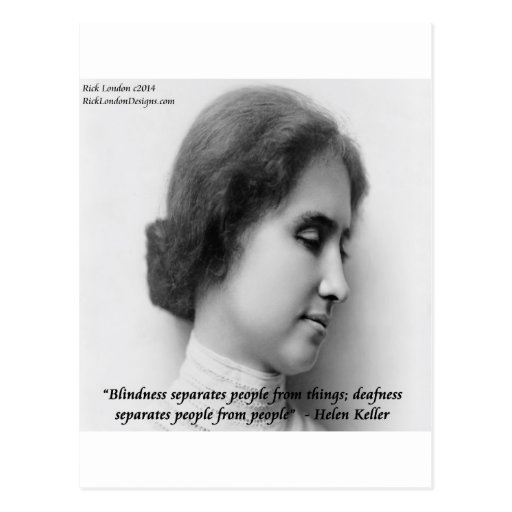 Blind Quotes: Quotes On Blindness Helen Keller
