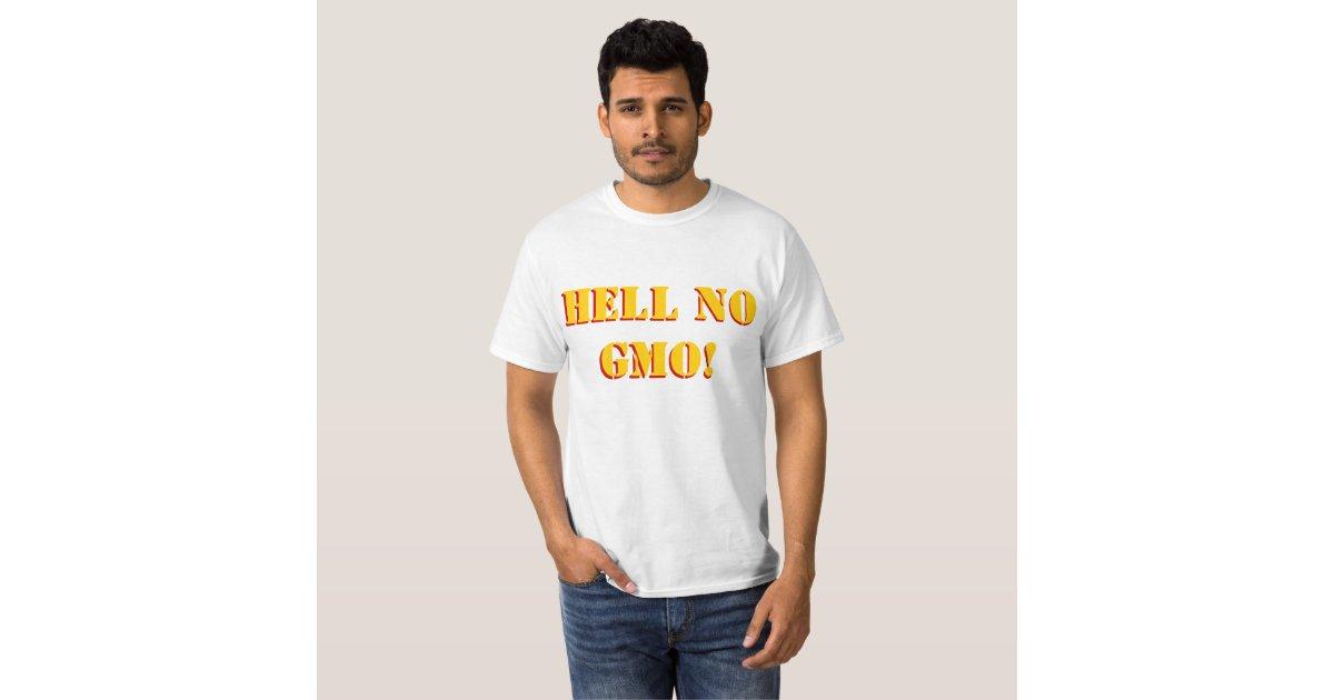 Hell no gmos