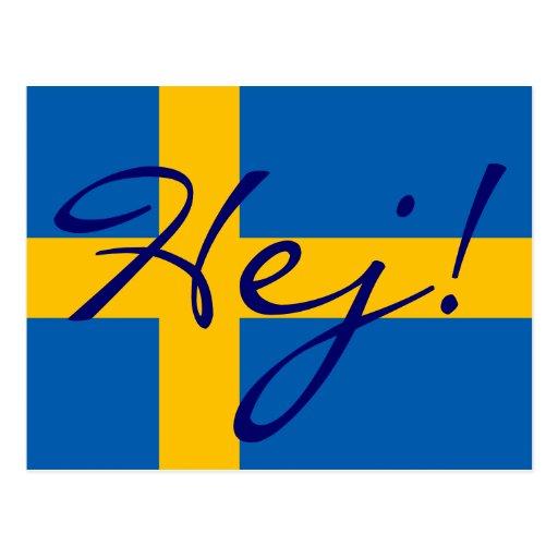 Hej Swedish