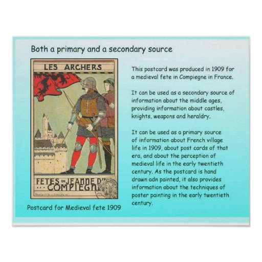 A Bluffer S Guide To Interior Design: History, Primary And Secondary Sources Poster