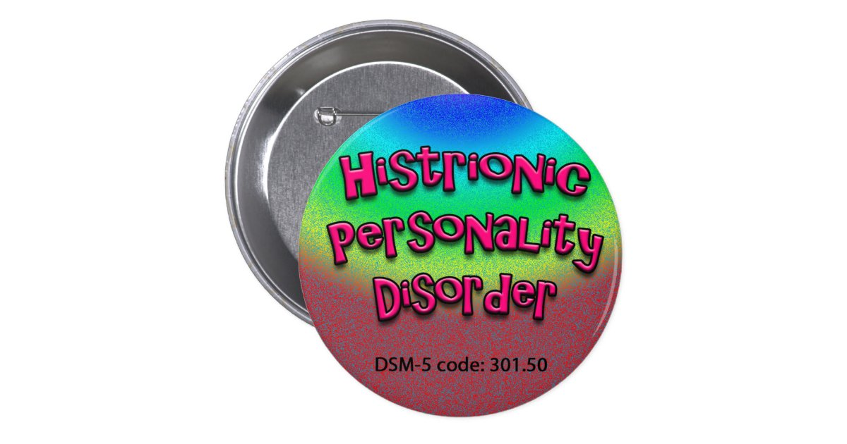 Result of Histrionic Personality Disorder Test – My Sweet Home