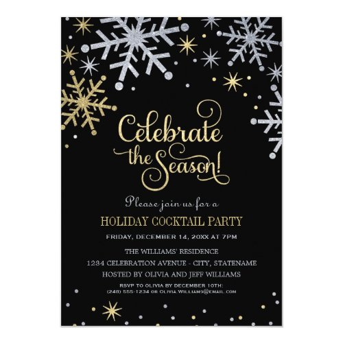 Work Christmas Party Invites: Top 50 Christmas Cocktail Party Invitations 2015