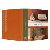 Home Design Binder binder