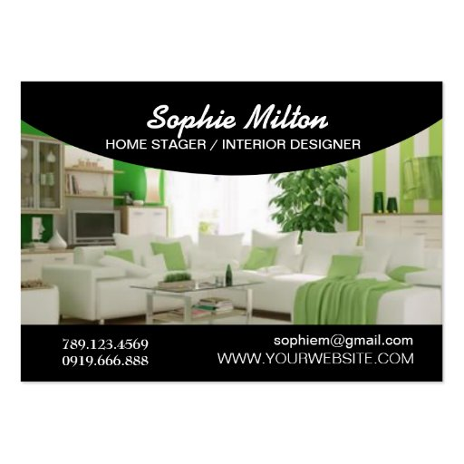 Real Estate Business Card Templates - Page28