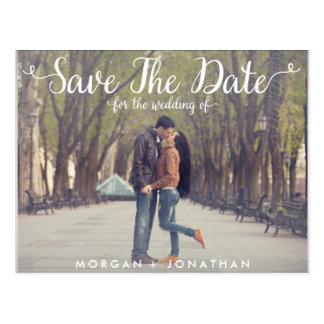 Save The Date Postcards & Templates | Zazzle