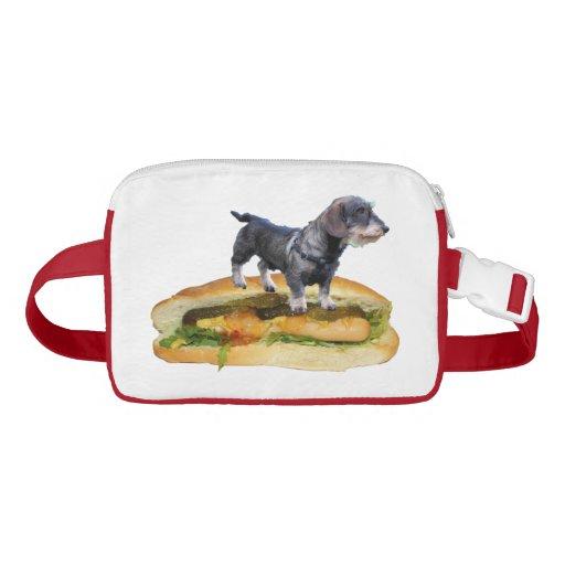 Hot Dog Fanny Pack Swag | Zazzle