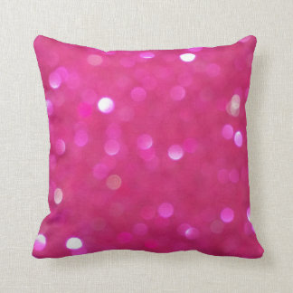 Hot Pink Pillows Hot Pink Throw Pillows Zazzle
