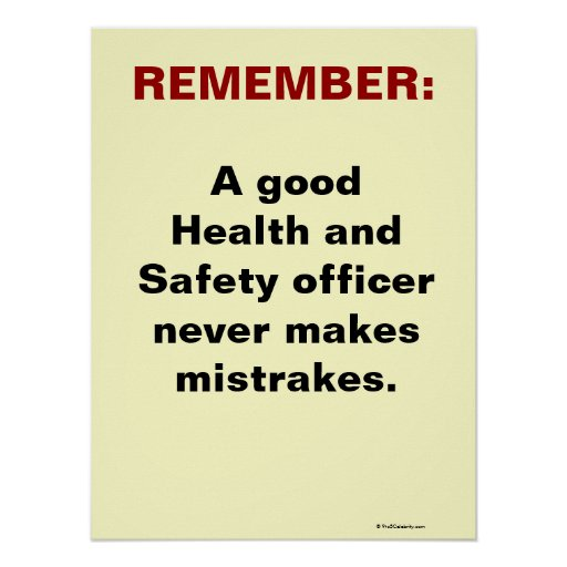 Funny Work Safety Quotes: Workplace Safety Slogans And Quotes. QuotesGram